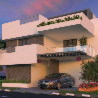 Exterior Visualisation in Chennai